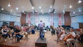 Музика на Суспільному: репетиція українського «оркестру BBC» у Будинку звукозапису