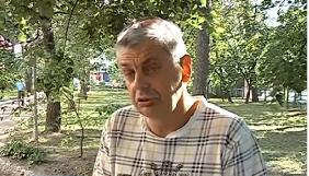 У Черкасах побили журналіста Вадима Комарова