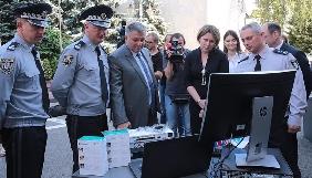 Кіберполіція отримала від ОБСЄ техніку для протидії кіберзагрозам