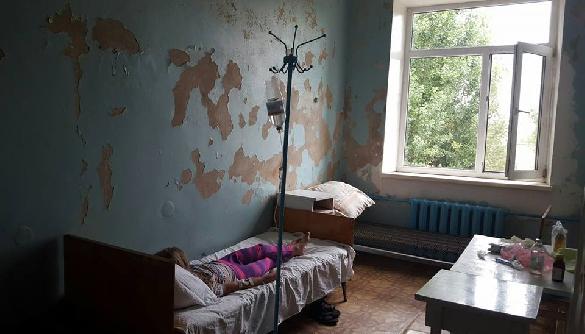 Ужасы курортной медицины: известная сценаристка показала, как выглядит больница в Геническе