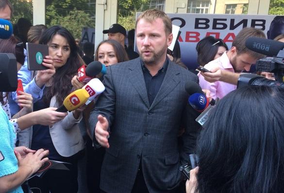 Підозрюваних у вбивстві Шеремета поки що немає – Шевченко