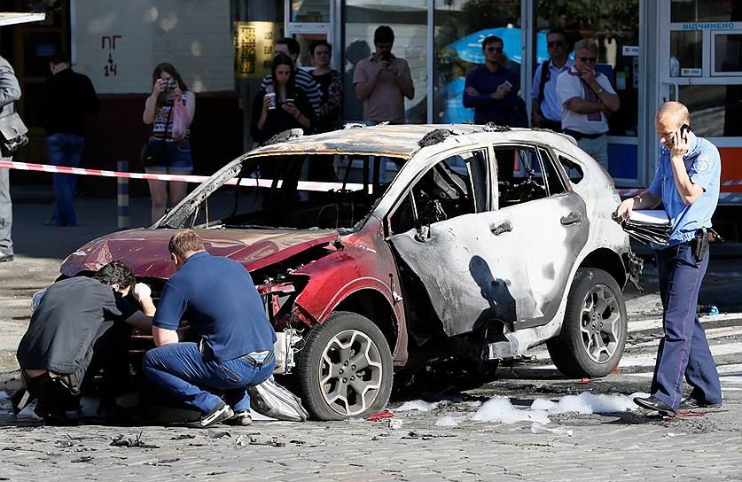 Держдеп США закликав Україну використати всі ресурси, щоб притягти убивць Шеремета до відповідальності