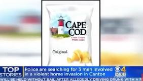Американський телеканал протягом 7 секунд показував картопляні чіпси у сюжеті про злочин