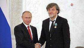 Кінорежисер Кустуріца заявив, що вважає анексований Крим частиною РФ