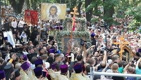 Телеканал «Інтер» покаже прямі трансляції богослужінь До Дня Хрещення Русі