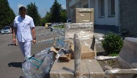 Журналісти у Луцьку допомогли зібрати кошти на реабілітаційне обладнання для госпіталю