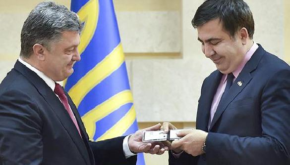 Казус Саакашвілі: «Санта-Барбара» української політики