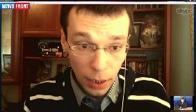 СБУ проводить слідчі дії відносно блогера, підозрюваного в антиукраїнській діяльності