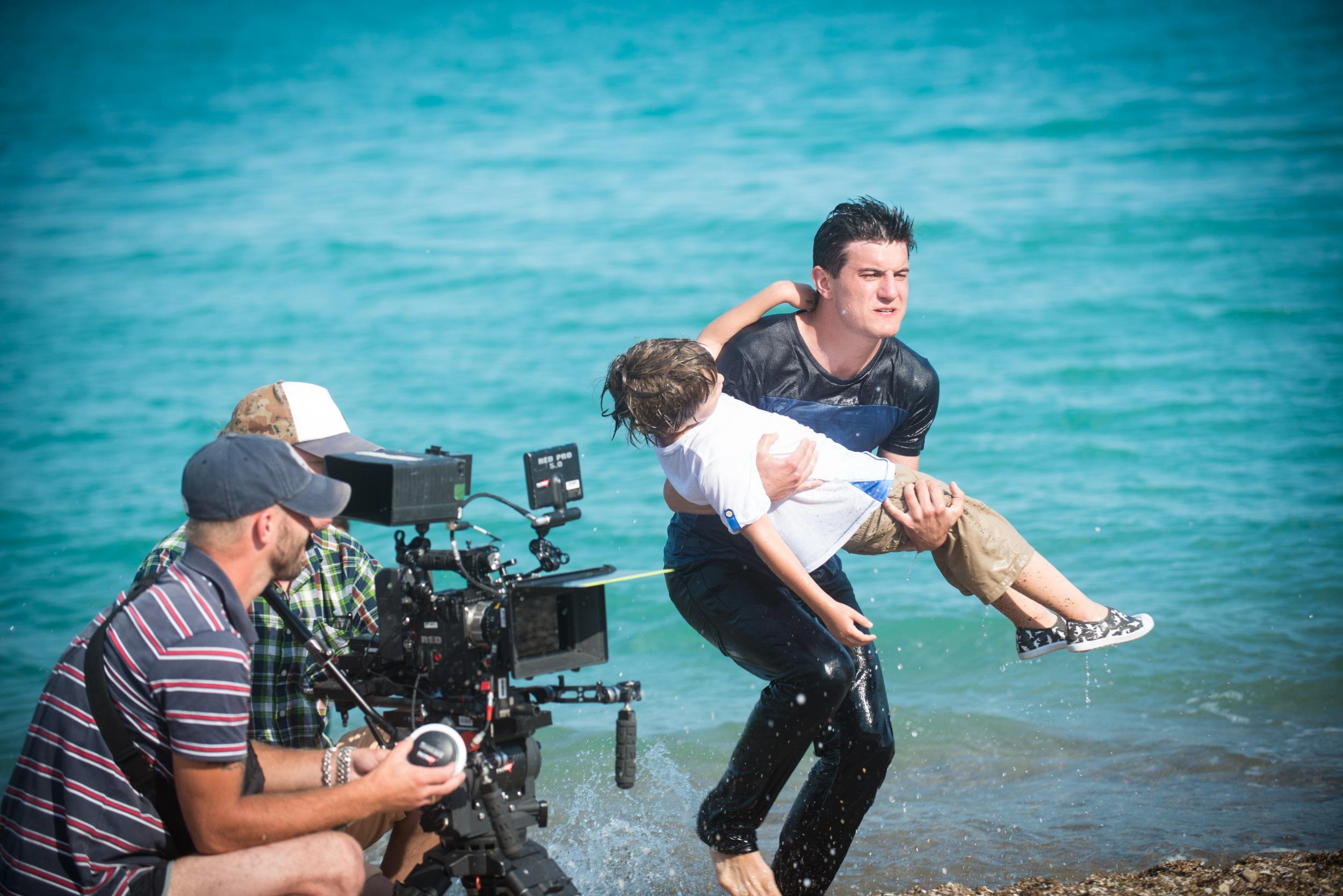 Film.ua завершила зйомки мелодрами «Присягаюсь кохати довіку»