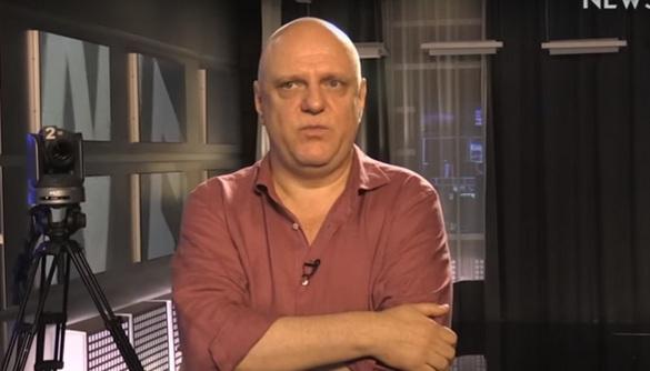 Микола Вересень не виключає, що поведінка Семченка в ефірі була провокацією, яку покажуть на російському ТБ