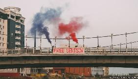 У Якутську поліція відпустила учасниць Pussy Riot, які провели акцію на підтримку Олега Сенцова