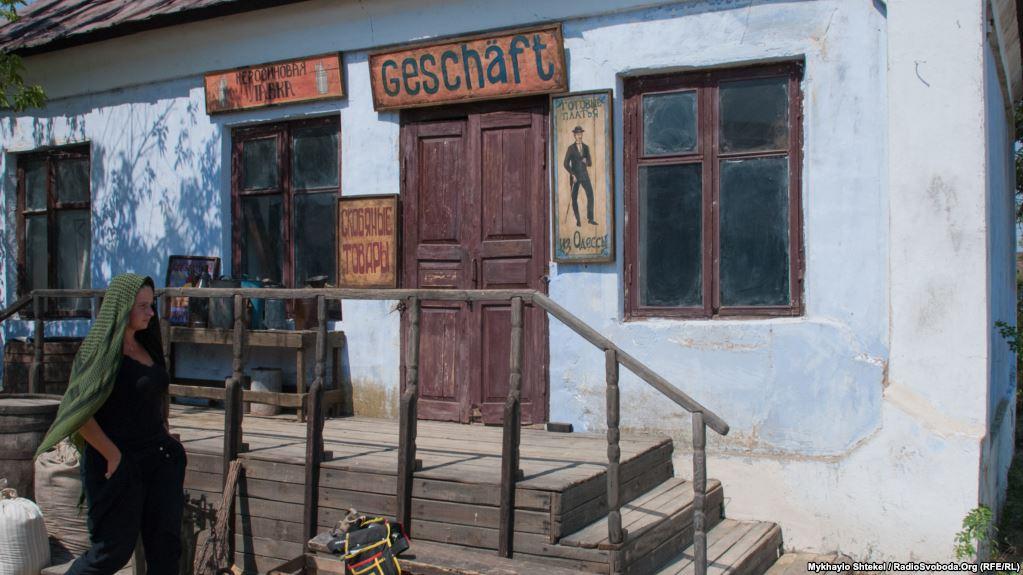 Під Одесою знімається кіно про хлопчаків з німецького поселення, чиє дитинство урвали події 1919 року (ФОТО)
