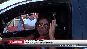 Директорка сумського телеканалу обматюкала патрульних