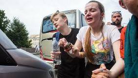 У Петербурзі напали на ЛГБТ-активістів і журналістів – поліція бездіяла