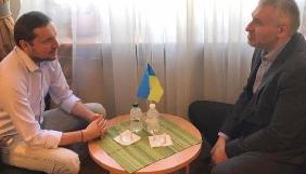 Стець та Фейгін поговорили про українських політв'язнів