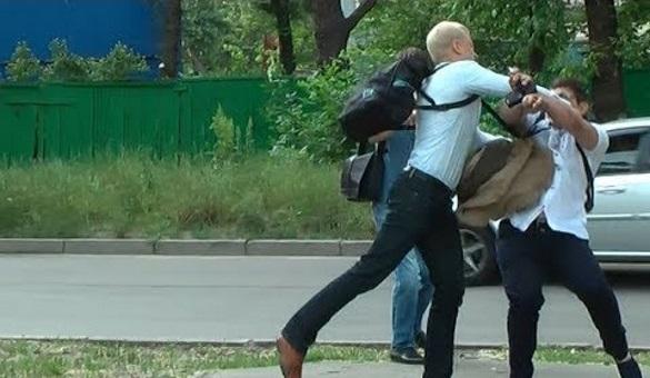 Шабуніну готують підозру про побиття блогера Філімоненка, йому загрожує до 5 років ув'язнення – ЦПК