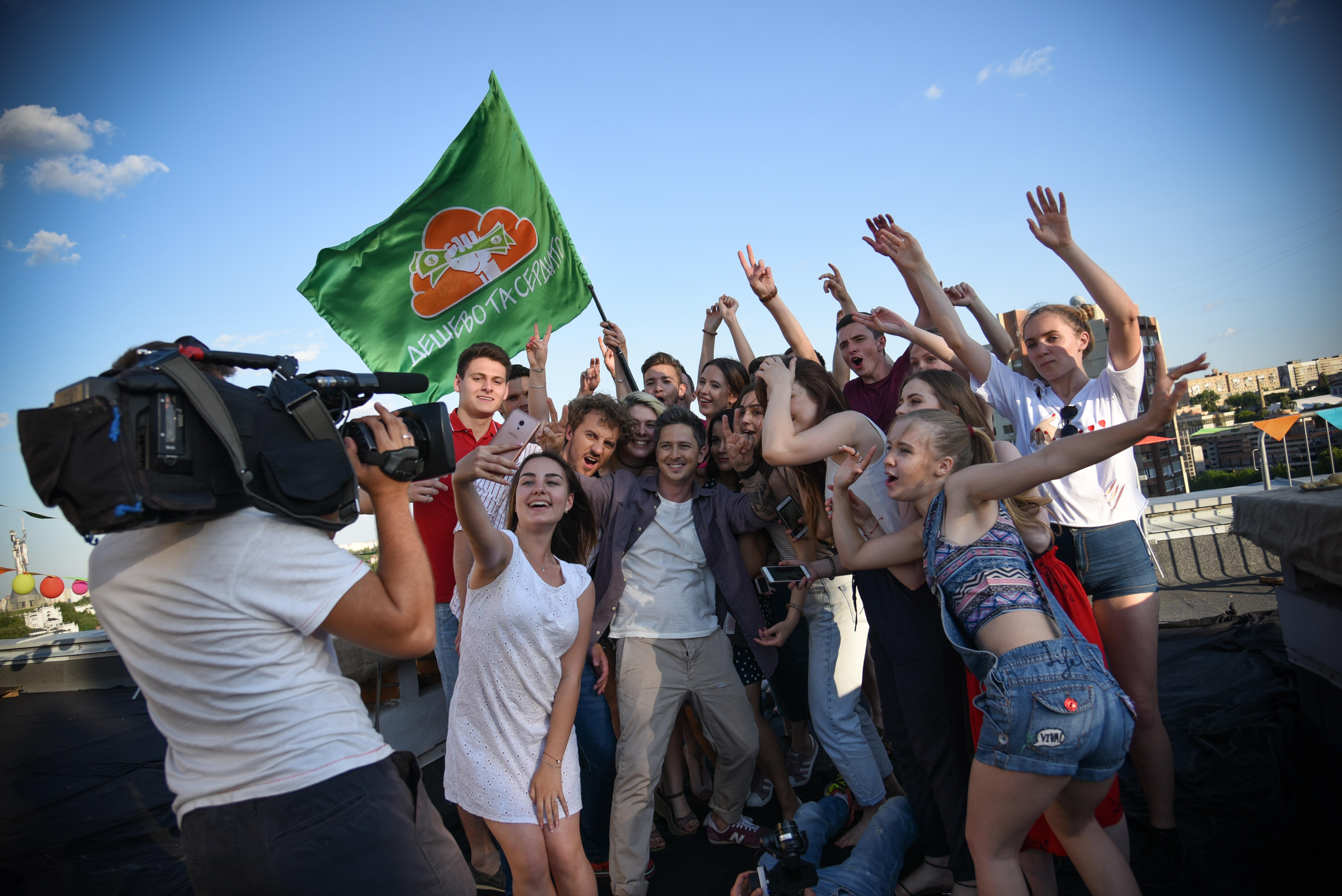 Олександр Педан і Катерина Павлюченко у третьому сезоні «Дешево та сердито» обіцяють «кулінарну революцію»