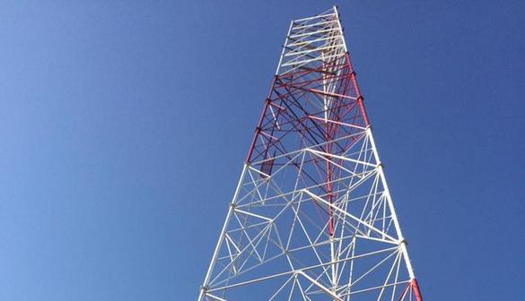 Наступного тижня з телевежі в Бахмутівці почнуть мовити 12 цифрових телеканалів, 2 аналогових і 4 радіостанції
