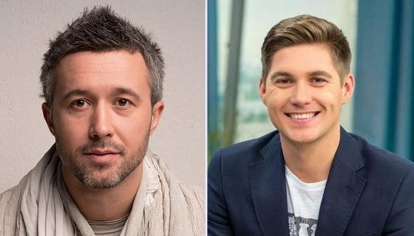 Сергій Бабкін та Володимир Остапчук приєдналися до команди проекту «Танці з зірками»
