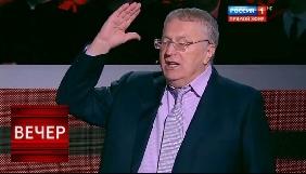 Через Жириновського Литва може посилити санкції до російських телеканалів