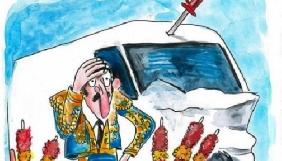 Charlie Hebdo опублікував карикатуру про теракт в Барселоні