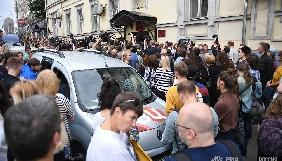 Після суду над режисером Кирилом Серебренниковим у Москві затримано журналістку