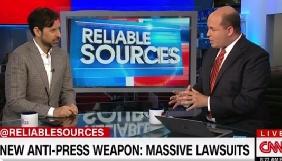 Reliable sources на CNN: Медіакритика в часи війни з медіа
