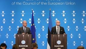 Естонія не пустила журналістів «Россия сегодня» на зустріч міністрів закордонних справ країн ЄС