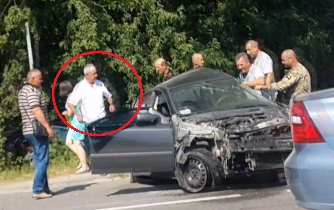 Охоронець Димінського з'явився на місце ДТП після аварії – брат загиблої