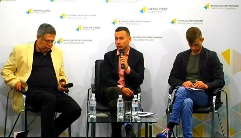 Донецькі ЗМІ стали працювати професійніше – Валерій Іванов