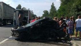 Слідство вилучило для експертизи зразки із автомобіля Димінського, що потрапив у смертельну ДТП