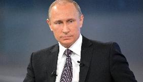 Путін: Справа режисера Серебренникова не пов'язана з його творчою діяльністю