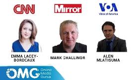 7-8 жовтня - у Києві представники Daily Mirror, CNN та Voice of America прочитають лекції з digital media