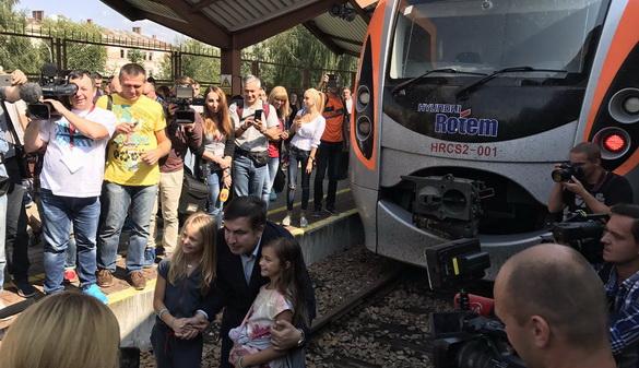 Як ЗМІ висвітлюють спробу Саакашвілі повернутися в Україну (ОНОВЛЕНО, ФОТО, ВІДЕО)