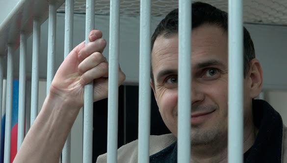 Сенцова відправили до Іркутська