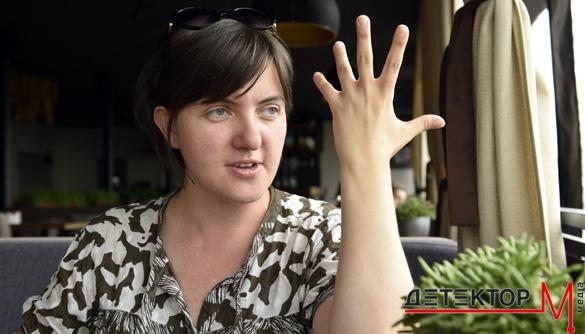 Мар'яна П'єцух: «Чим більше я їжджу на Схід, тим більше усвідомлюю, що дорослих ми вже не переробимо»