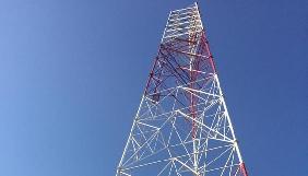 Сигнал нової 134-метрової телевежі в Бахмутівці досяг Довжанська і перетнув запланований радіус у 80 км