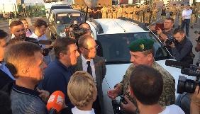 Журналіста з Чернівців, який висвітлював повернення в Україну Саакашвілі, викликають на допит