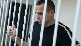 Російські ЗМІ повідомляють, що Сенцова етапували до Челябінська
