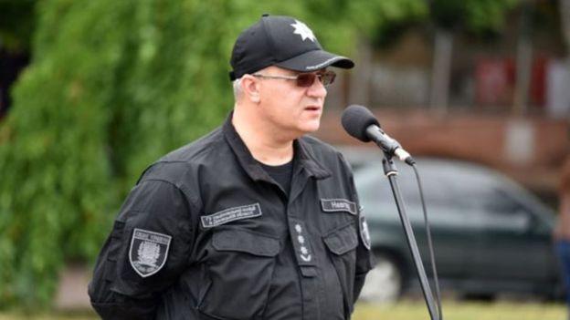Поліцейського начальника, який шкодував, що журналістку «1+1» «ще мало побили», знову підвищили