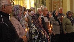 Волинські журналісти помолилися за колег, які загинули при виконанні службових обов'язків