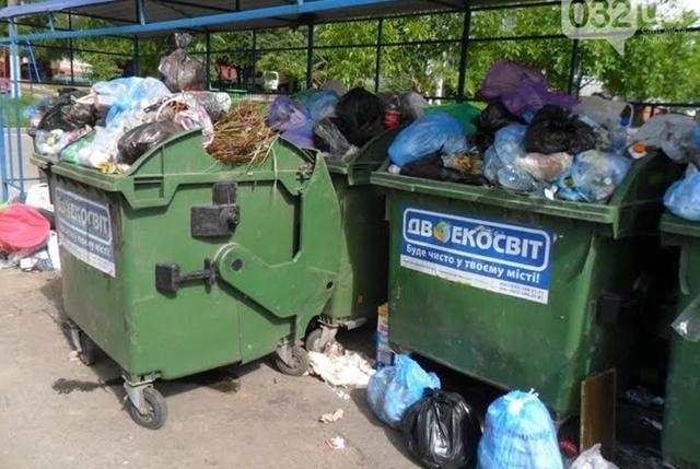 Журналістка Delo.ua уже місяць домагається від Львівської міськради відповіді на запит щодо сміття