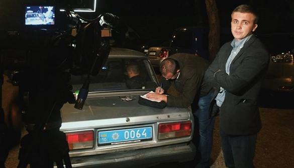 Журналісти «Схем» повідомляють про напад співробітників Управління державної охорони на знімальну групу програми