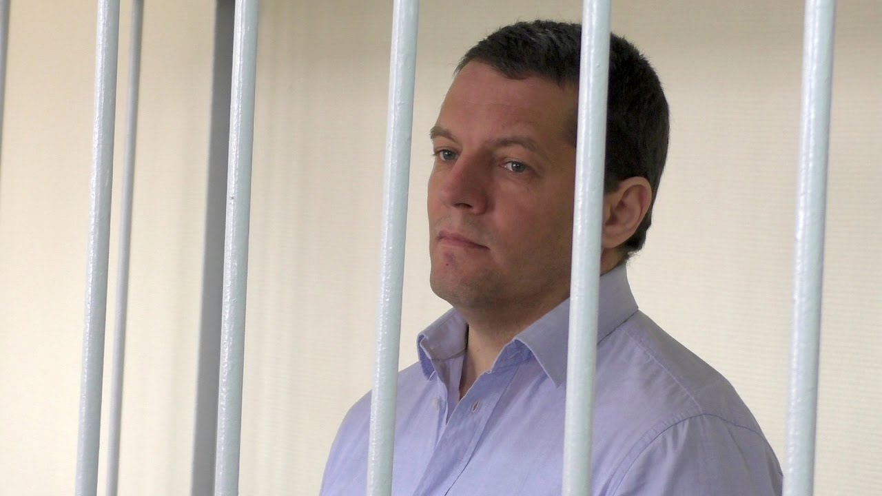 Роман Сущенко готує збірку методик виживання політв'язня в російській тюрмі