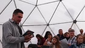 Журналіст «Радіо Свобода» презентував на Форумі видавців свою книгу про випадковості в історії України