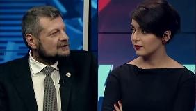Ведущая канала ZIK  Роксана Руно требует извинений от депутата Андрея Лозового