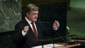 Порошенко назвав Сенцова і Сущенка двома найбільш відомими українськими політв'язнями у Росії