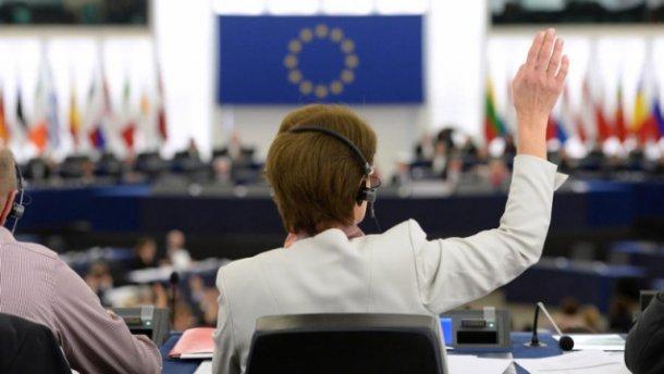 Євродепутати вимагають звільнення політв'язнів Сущенка, Сенцова, Кольченка та інших