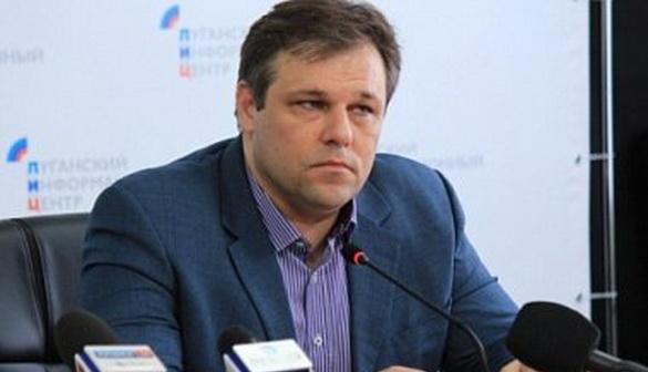 «В. о. міністра промисловості таторгівлі» «ЛНР» оголошено врозшук