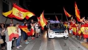 Іспанія заблокувала 140 сайтів, які написали про референдум в Каталонії